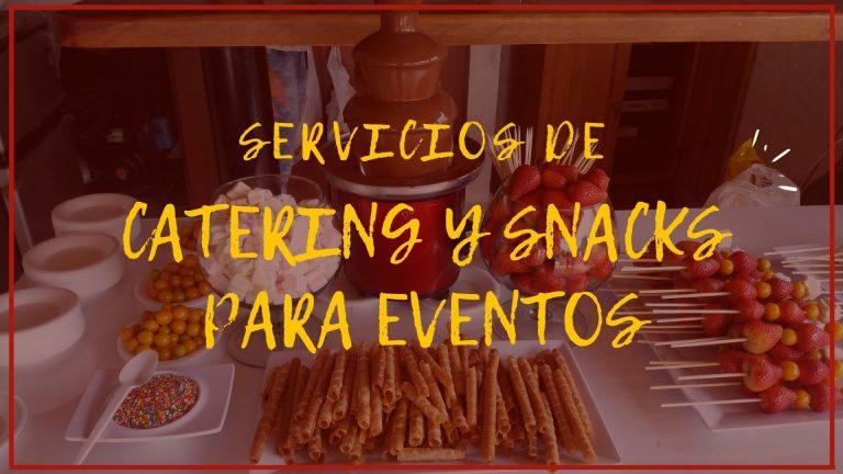 CATALOGO SERVICIO MACHINE & FOOD
