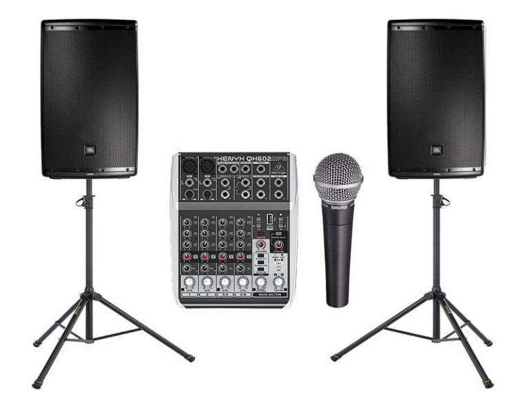 Mejor-equipo-de-sonido-para-eventos